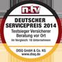 n-tv Deutscher Servicepreis