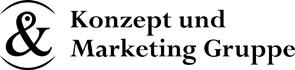 Logo Konzept&Marketing