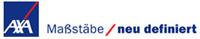 Logo AXA Versicherung