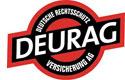 Logo DEURAG Rechtsschutzversicherung