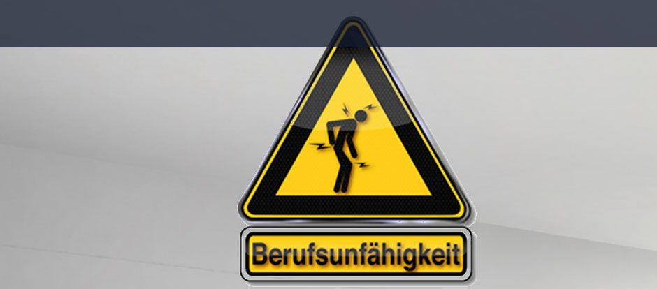 Berufsunfähigkeitsversicherung InterRisk