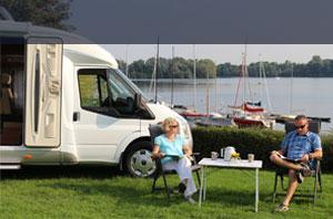 Campingfahrzeuge BGV