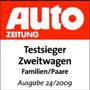 Testsiegel Auto Zeitung: Direct Line Kfz-Versicherung