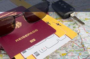 Einmalreiseversicherung ERV Versicherung