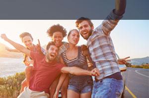 Gruppen-Reiseversicherung ERV Versicherung