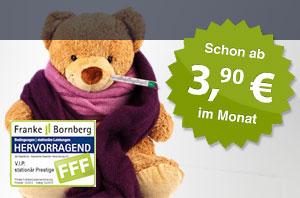 Krankenhauszusatzversicherung Die Bayerische