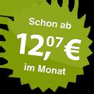 ab 12.07 Euro im Monat
