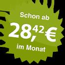 ab 28.42 Euro im Monat