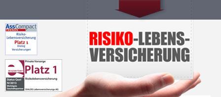 Risikolebensversicherung Dialog Lebensversicherung