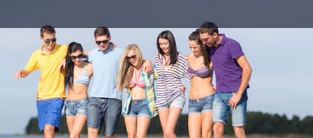Gruppen/Schüler-Reiseversicherung Hanse-Merkur