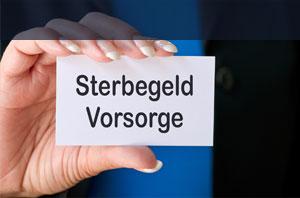 Signal Iduna Sterbegeld