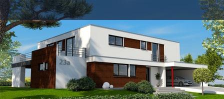 Wohngebäudeversicherung Konzept und Marketing