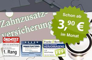 Zahnzusatzversicherung Die Bayerische
